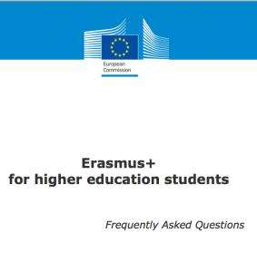 FAQ ERASMUS+