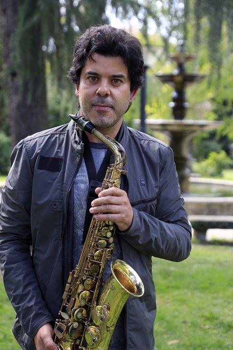 Masterclass di Sassofono – Rafael Yebra, 1 – 3 Dicembre 2021